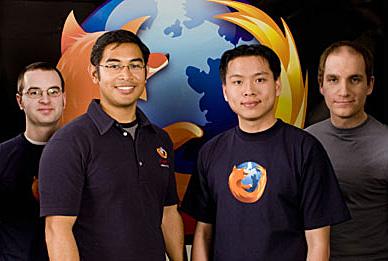 Extend Firefox contest winners
